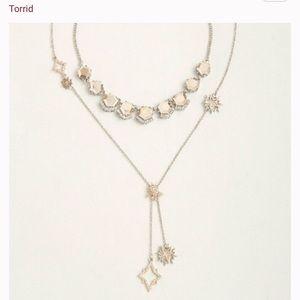 Torrid Celestial Necklace